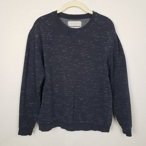 Zara Specials Daily Outfit space dye sweatshirt L